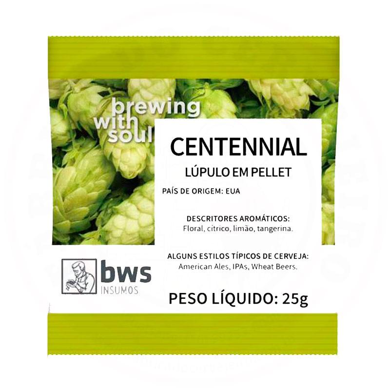 Lúpulo Centennial 25g