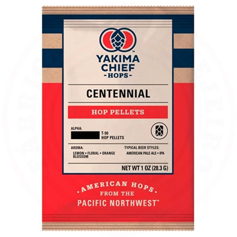 Lúpulo Centennial Yakima Chief Hops 28,3g
