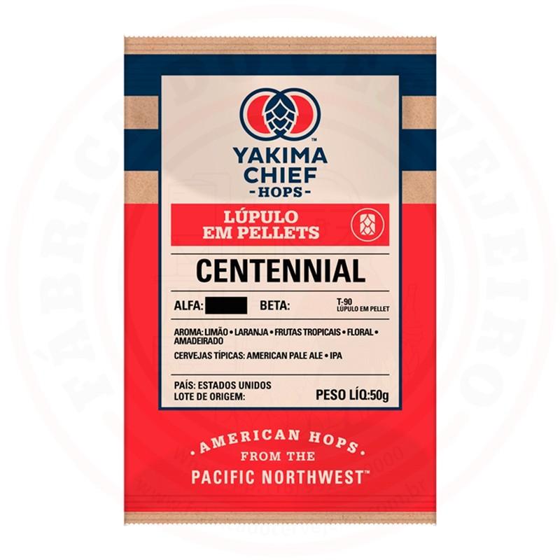 Lúpulo Centennial Yakima Chief Hops 50g