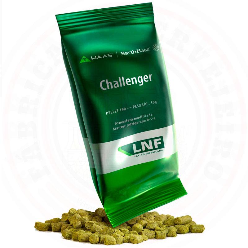 Lúpulo Challenger LNF 50g
