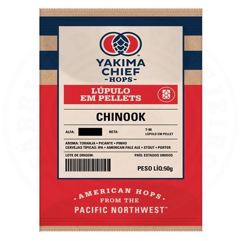 Lúpulo Chinook Yakima Chief Hops 50g