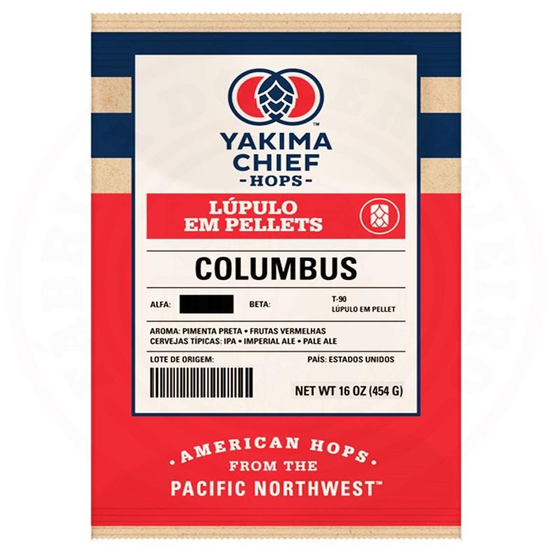 Lúpulo Columbus Yakima Chief Hops 500g