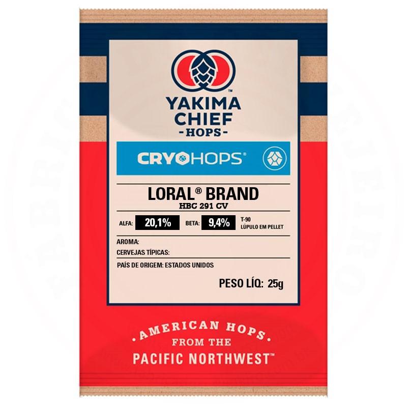 Lúpulo Loral Cryo Hops Yakima Chief Hops 25g