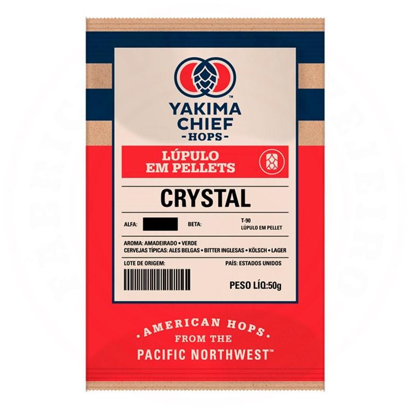 Lúpulo Crystal Yakima Chief Hops 50g