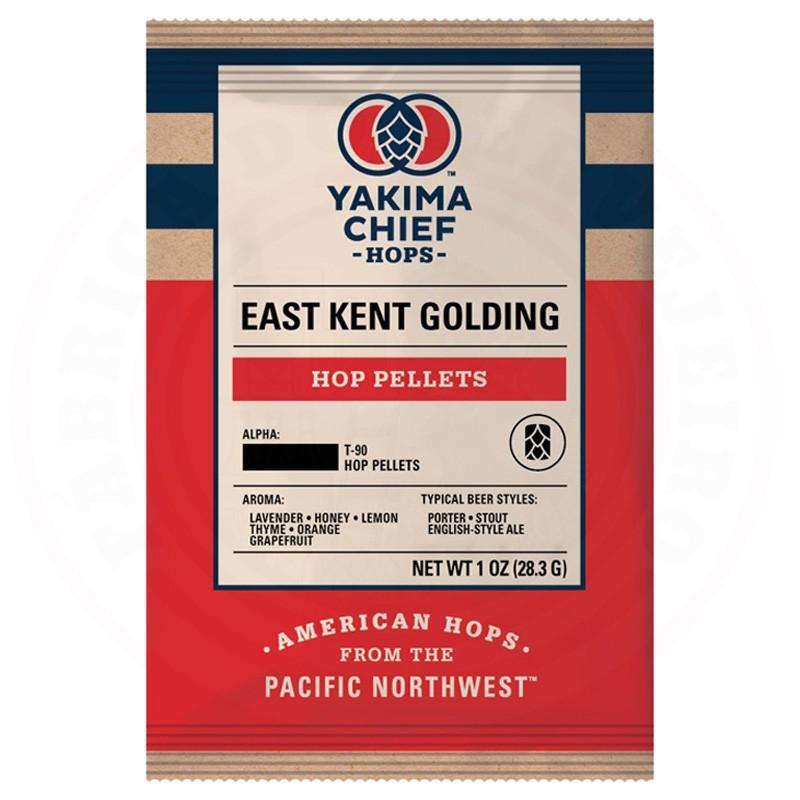 Lúpulo East Kent Golding Yakima Chief Hops 28,3g