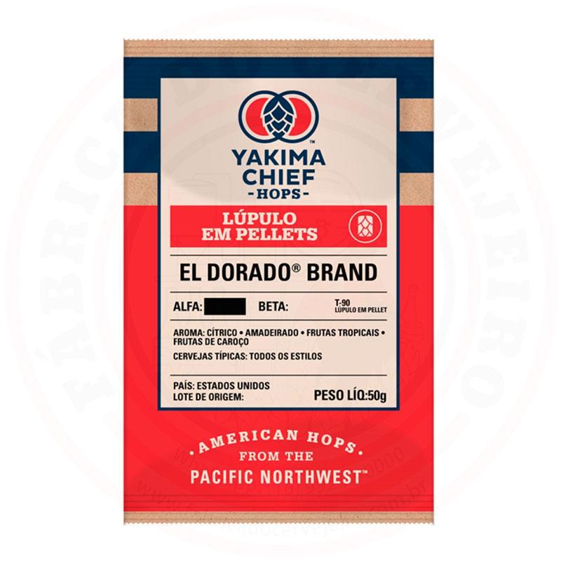 Lúpulo El Dorado Yakima Chief Hops 50g