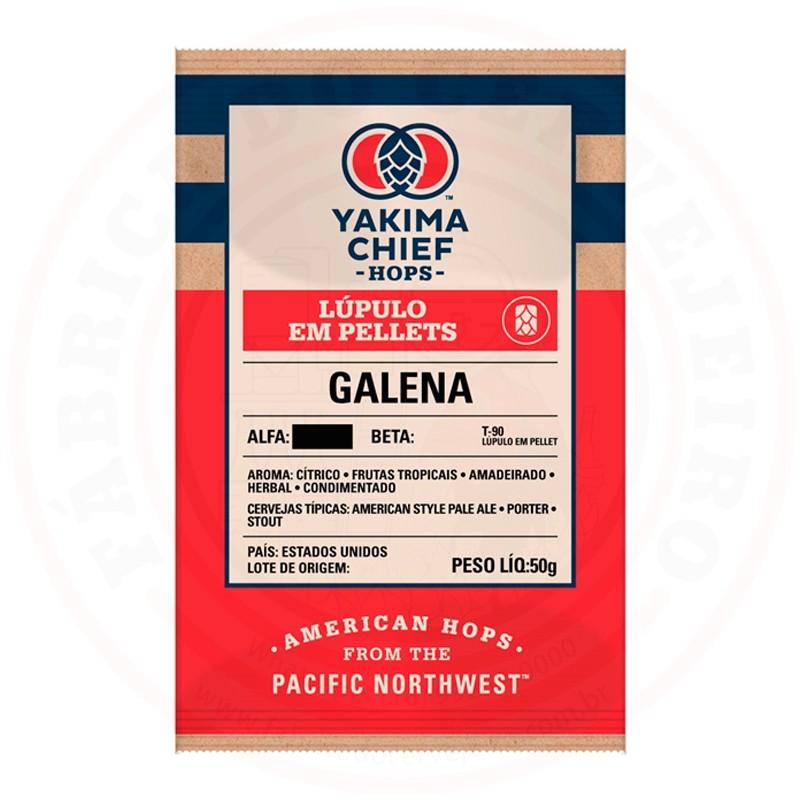 Lúpulo Galena Yakima Chief Hops 50g