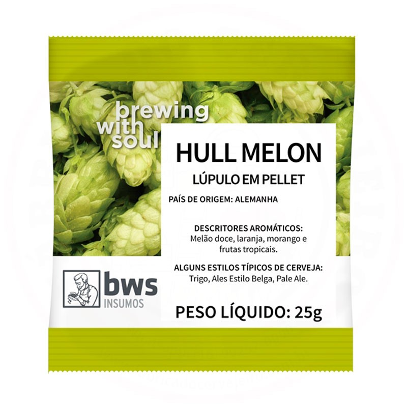 Lúpulo Hull Melon 25g