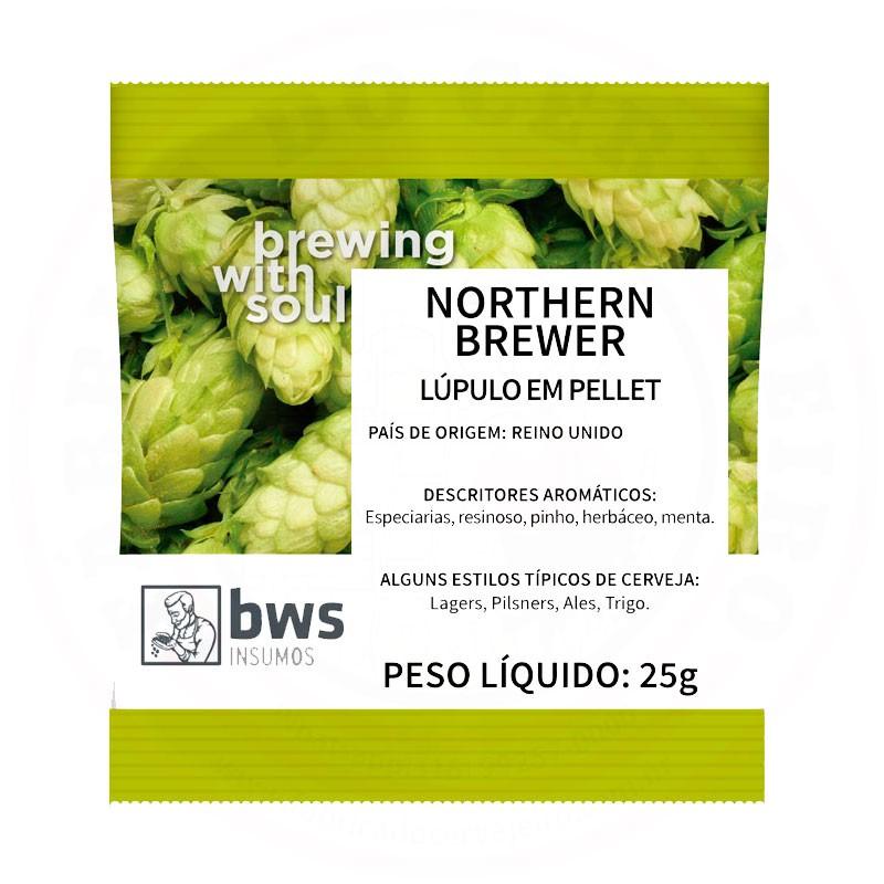 Lúpulo Northern Brewer 25g