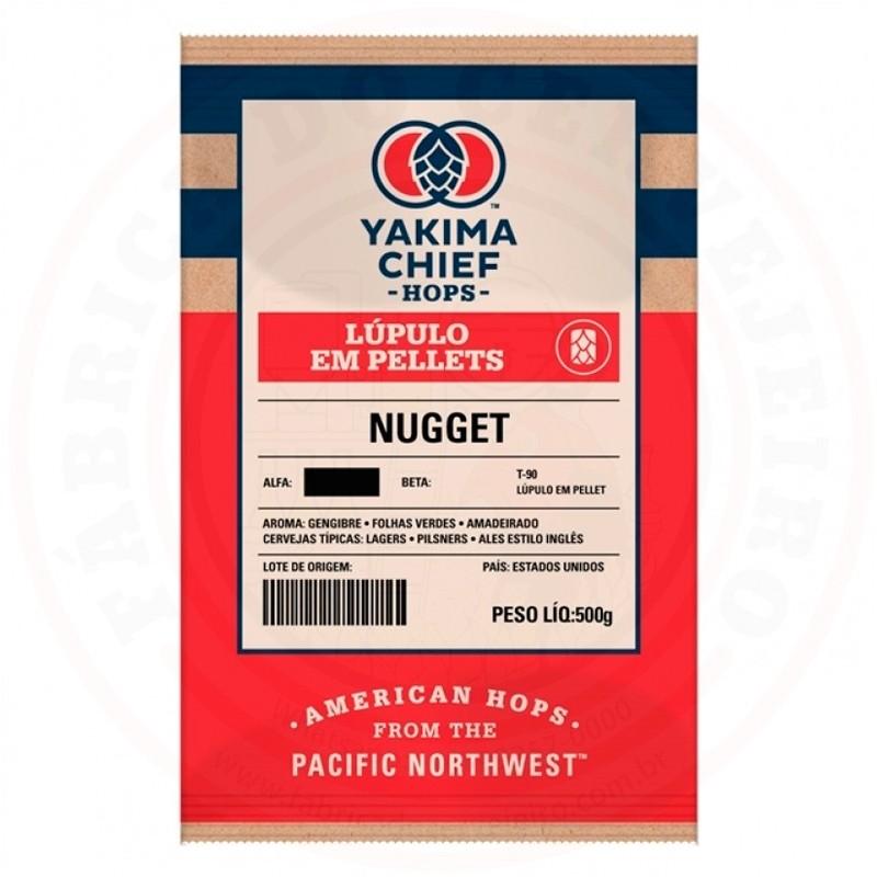 Lúpulo Nugget Yakima Chief Hops 500g