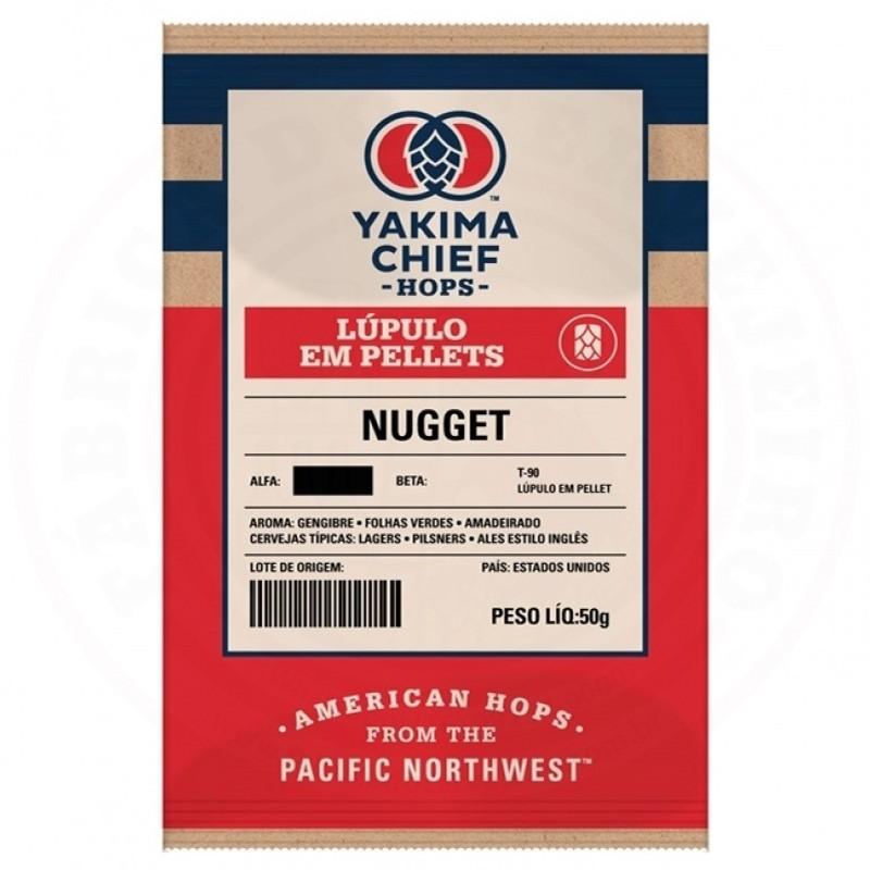 Lúpulo Nugget Yakima Chief Hops 50g