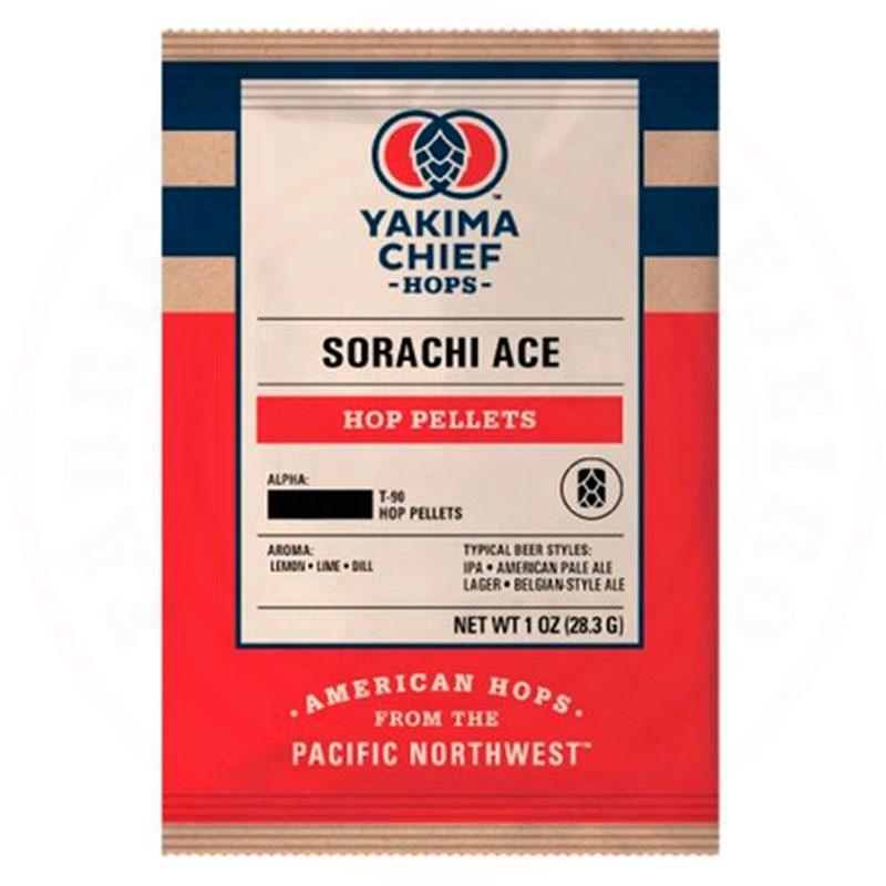 Lúpulo Sorachi Ace Yakima Chief Hops 28,3g