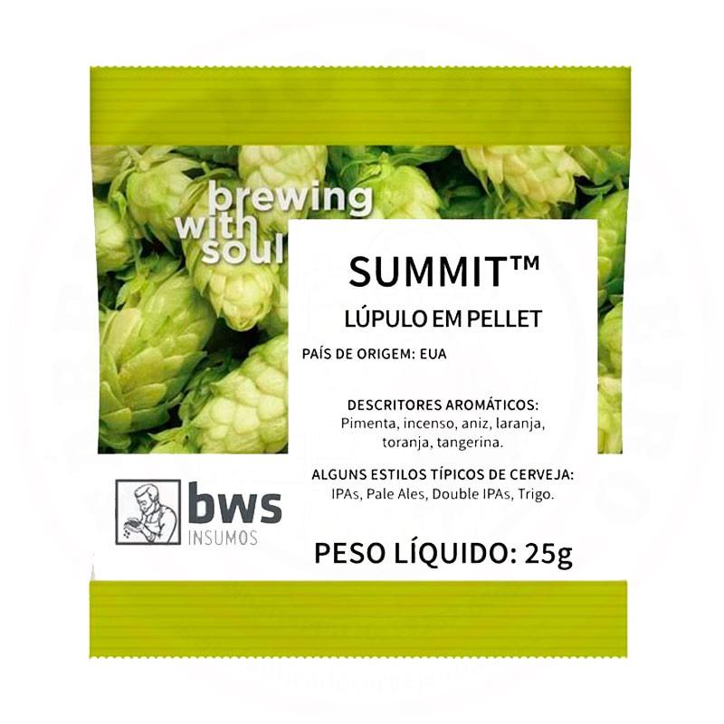 Lúpulo Summit 25g