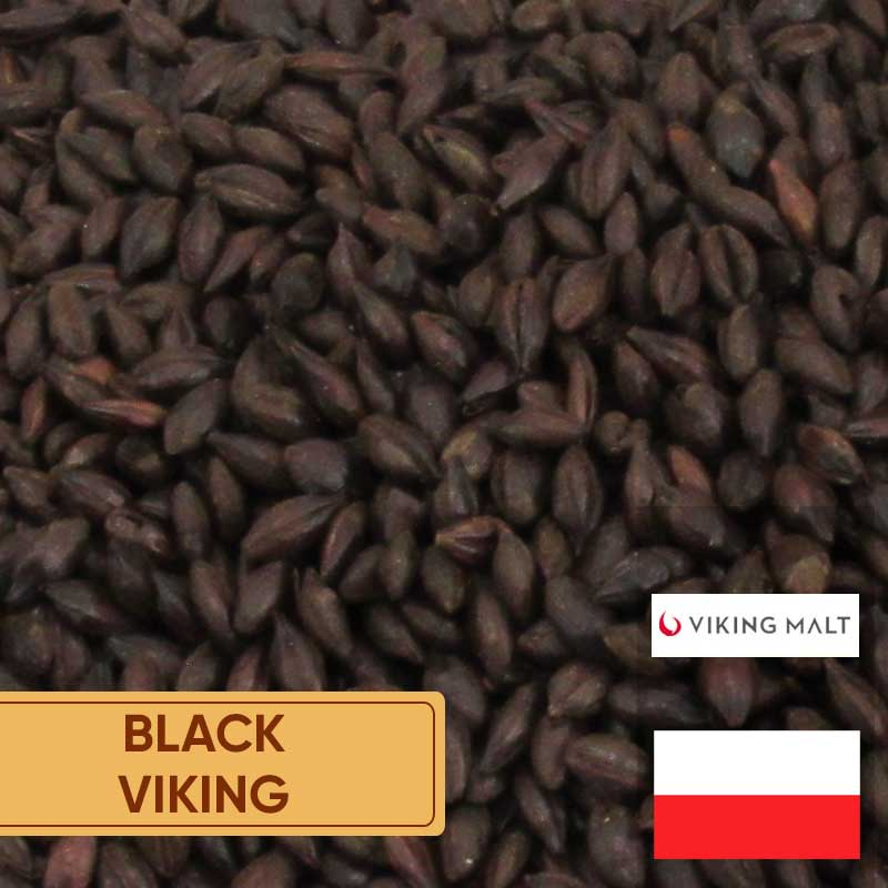 Malte Black Viking 1300 A 1500 Ebc Kg