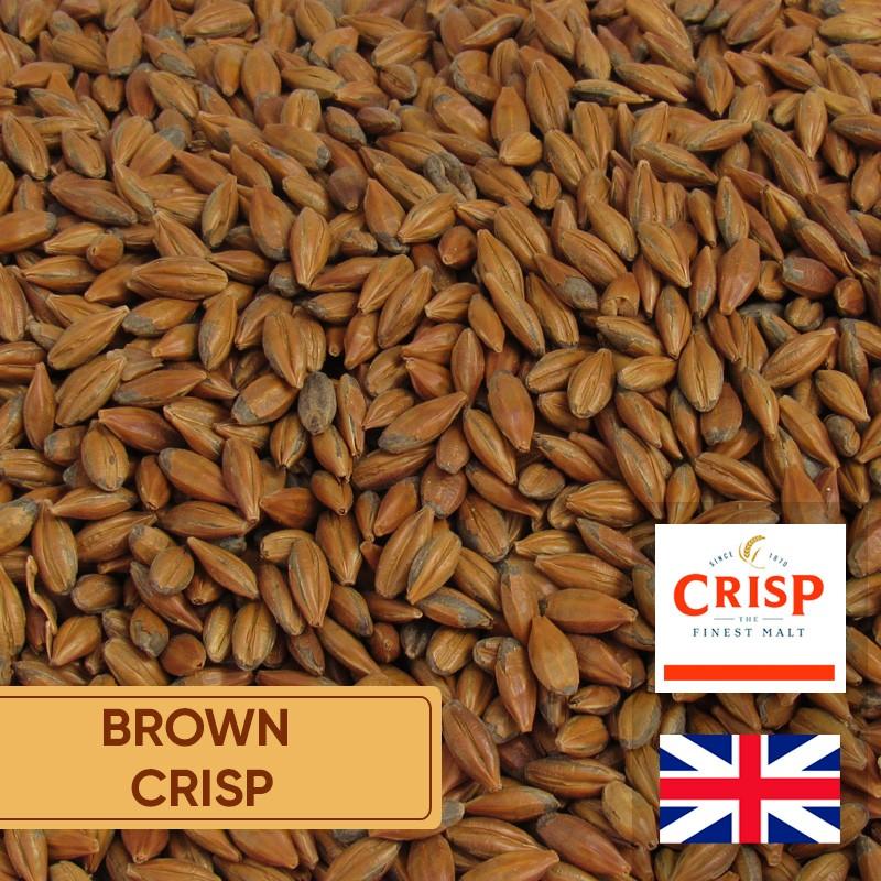 Malte Brown Crisp 100g