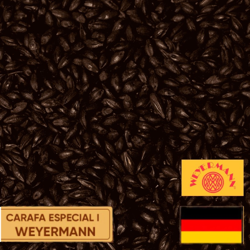 Malte Carafa Especial I Weyermann 100g