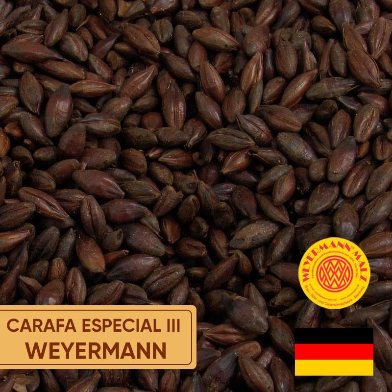 Malte Carafa Especial III Weyermann 100g