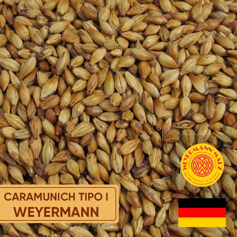 Malte Caramunich Tipo I Weyermann 100g