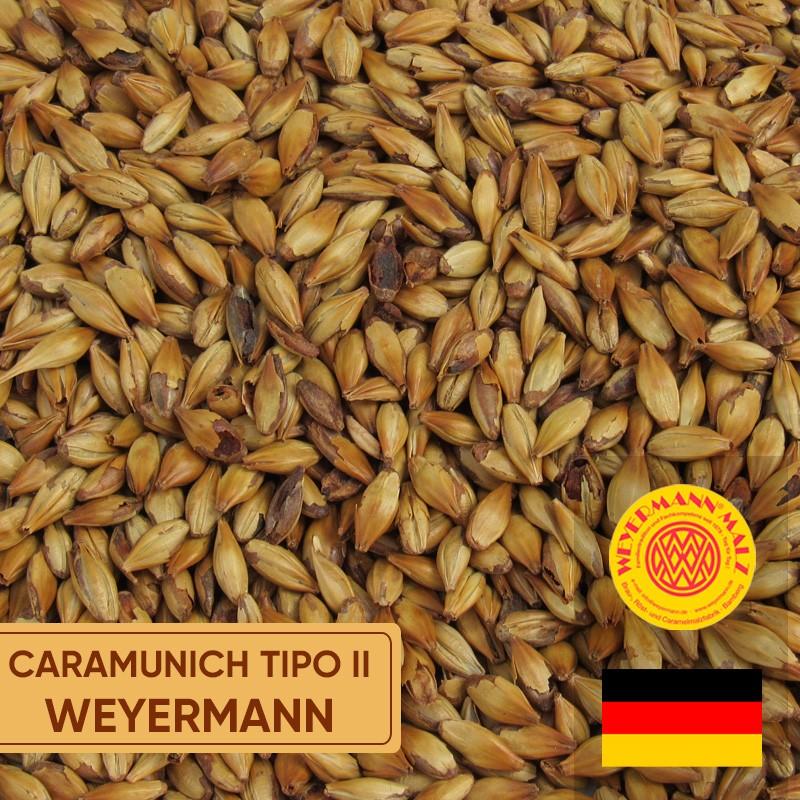 Malte Caramunich tipo II Weyermann 100gr