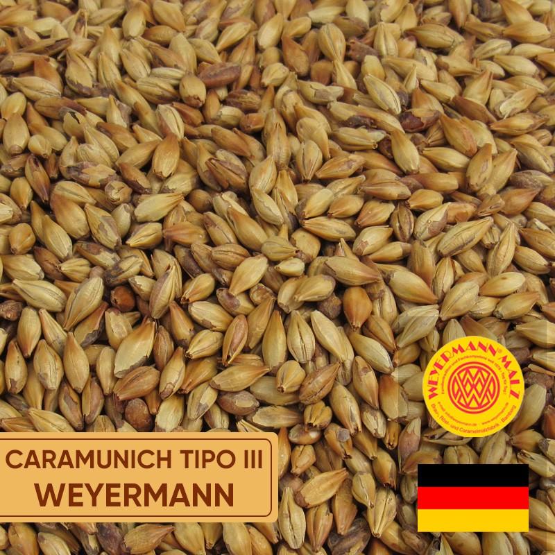 Malte Caramunich Tipo III Weyermann 100g