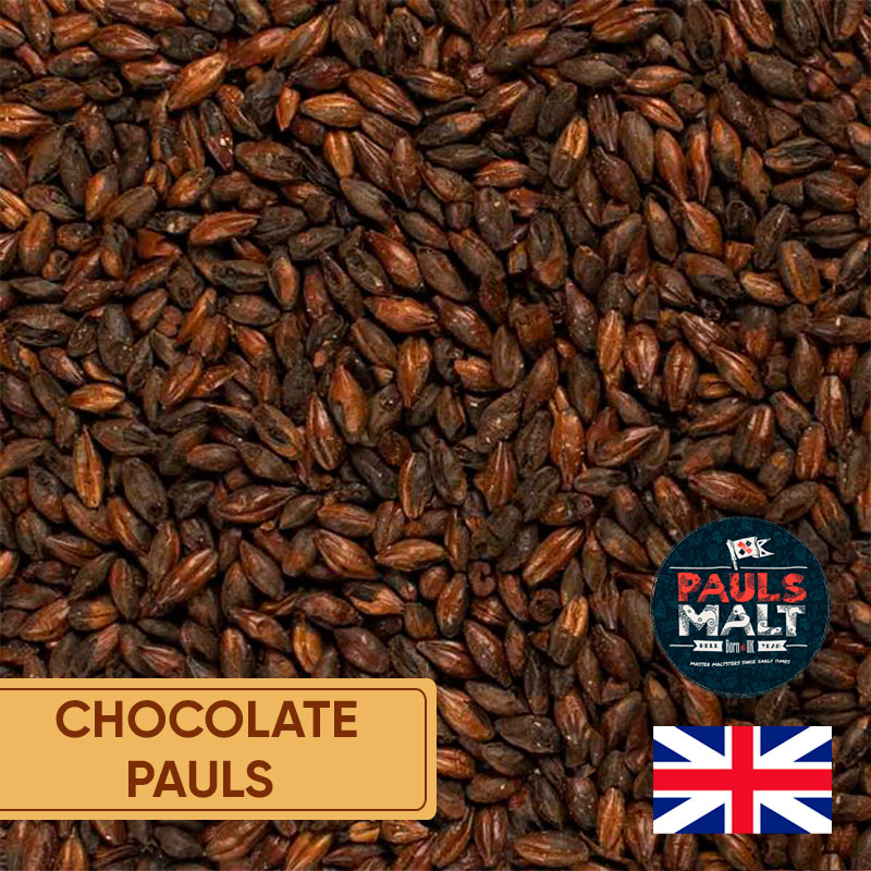 Malte Chocolate Pauls Malt 100g