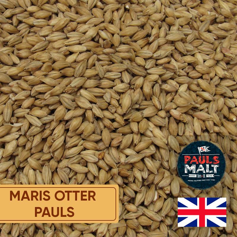 Malte Pale Ale Maris Otter Paul Malt 1kg