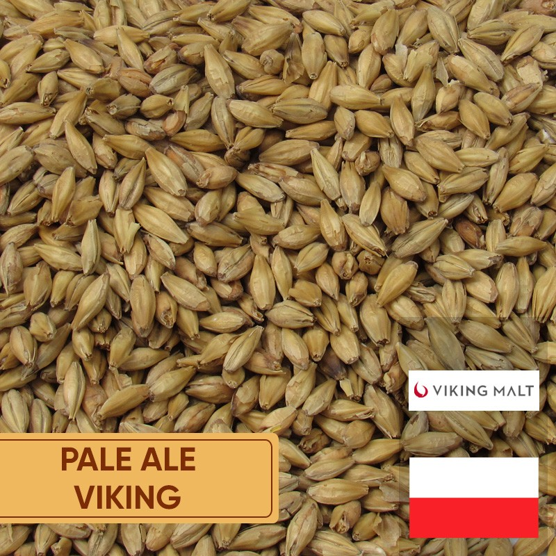 Malte Pale Ale Viking 100g