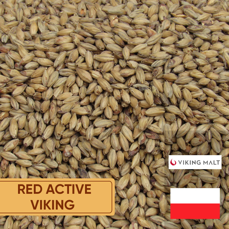 Malte Red Active Viking 100g