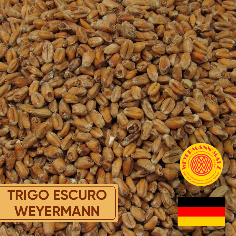 Malte Trigo Escuro Weyermann 1kg