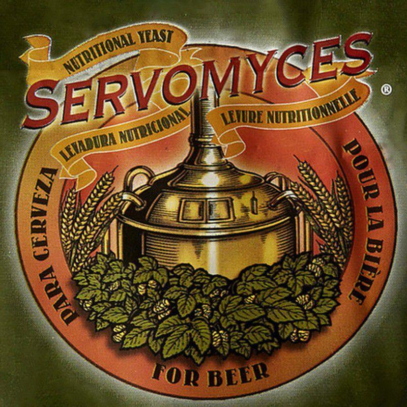 Nutriente de Levedura Servomyces