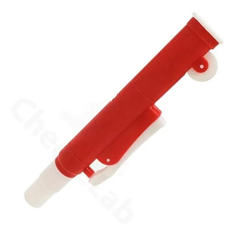 Pipetador Mecânico Vermelho PI-PUMP 25ml