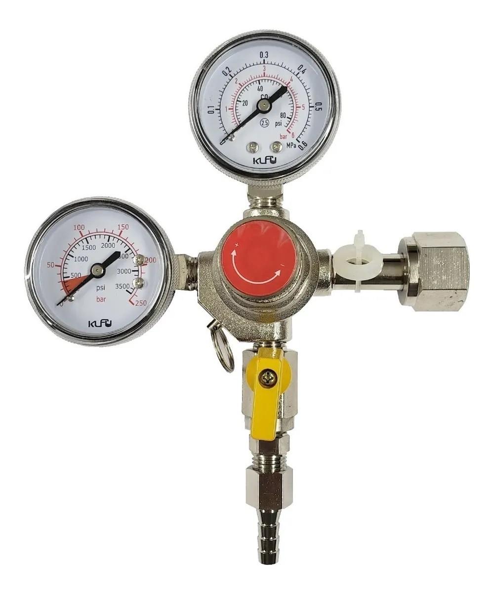 Regulador de Pressão com 1 Saída KLF05-01 Importado