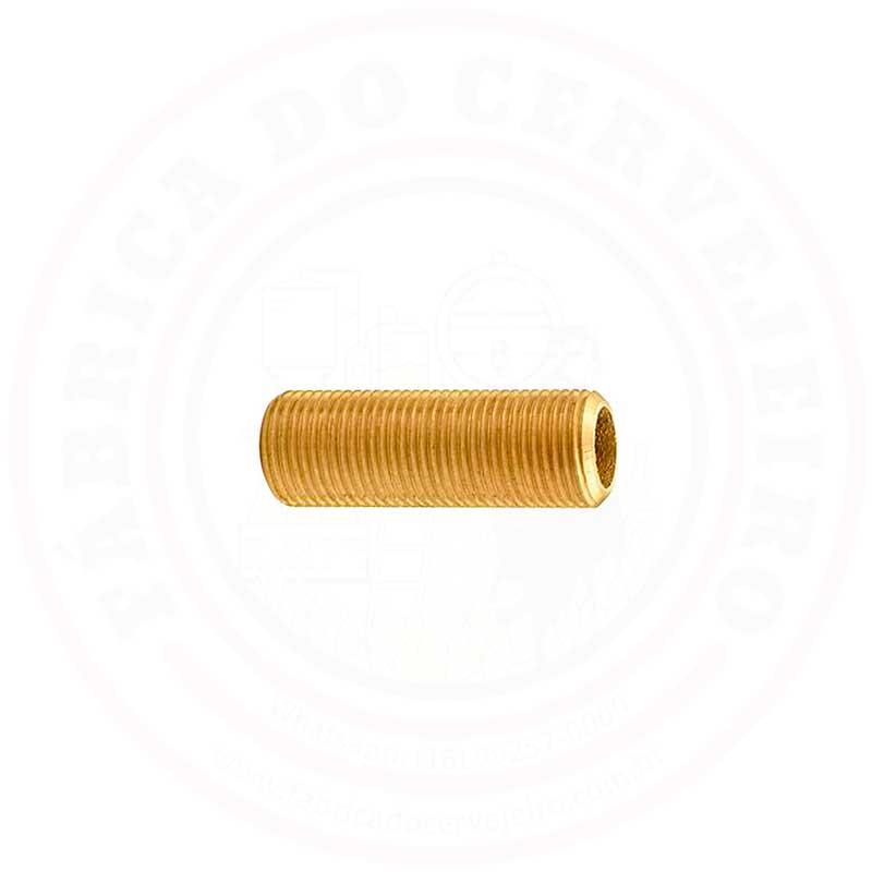 Niple Corrido 30mm 7/16