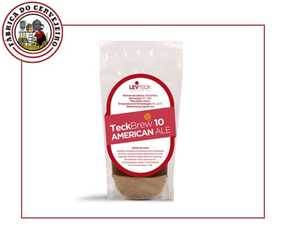 TECKBREW 10 AMERICAN ALE - SACHE