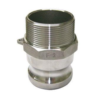 Engate Rápido UV - F Adaptador x Rosca Macho BSP 3/4