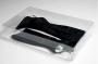 Caixa Organizadora de Plástico Transparente para Botas de Cano Longo - Inbox
