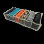 Colmeia Organizadora de Gavetas- 20x48x10- 6 nichos