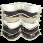 Colmeia Organizadora de Gavetas-32x25x10cm- 6 nichos