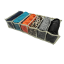 Kit 4 Colmeias Organizadoras de Gavetas- 20x48x10- 6 nichos Bege
