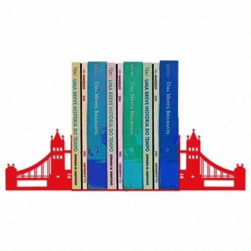 Aparador de Livros CD e DVD Ponte Londres