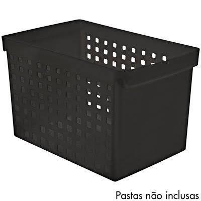 Arquivo Plástico Largo