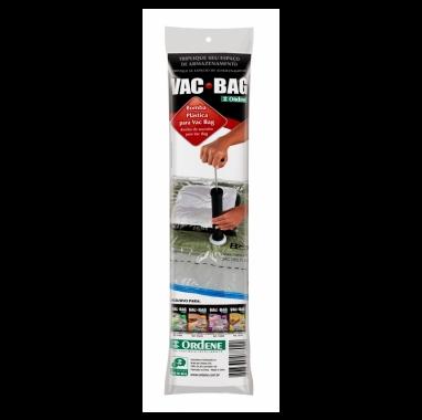 Bomba Plástica para Vac Bag