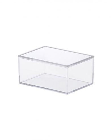 Caixa Organizadora c/ Tampa 16,5x11x7cm