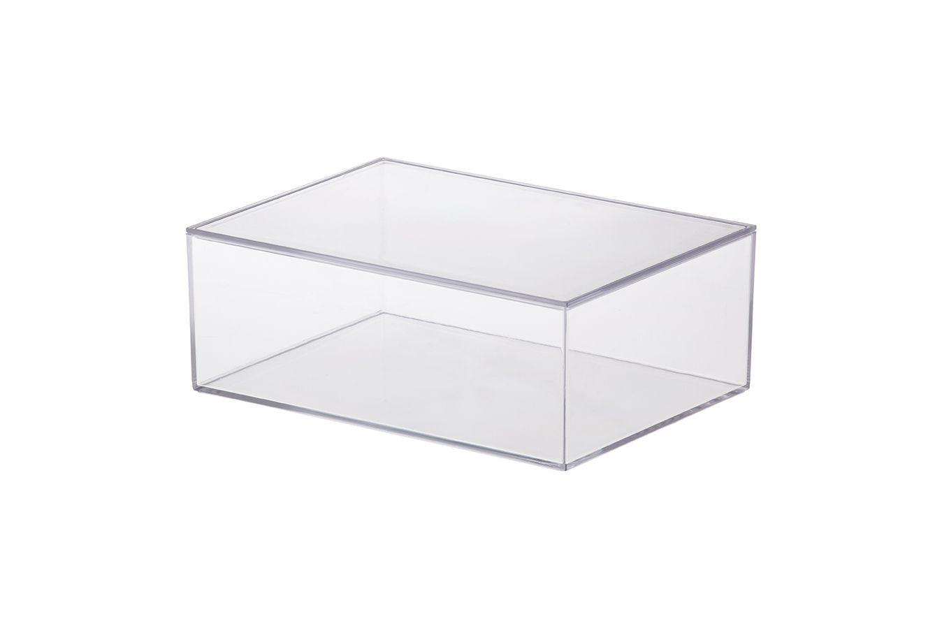 Caixa Organizadora c/ Tampa 22,5x16,5x8,5cm