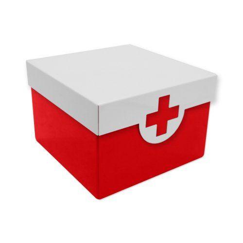Caixa Organizadora de Remédios Farmacinha