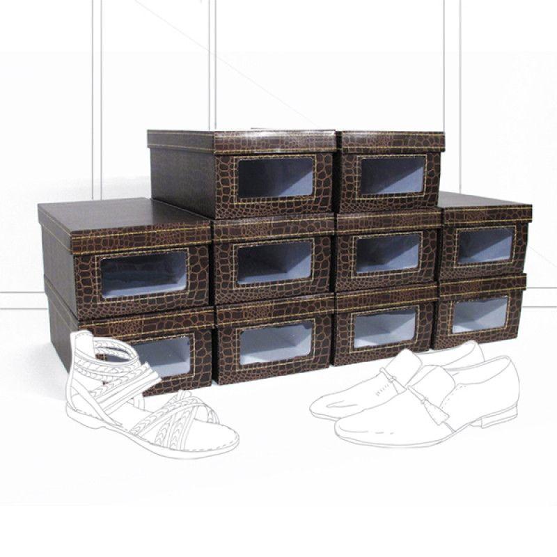 Caixa Organizadora para Sapatos Dandy