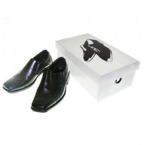 Caixa Organizadora Para Sapatos Masculinos Stok Clean