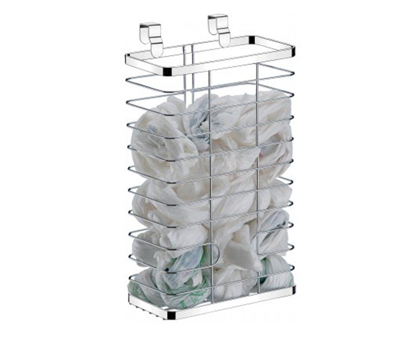 Cesto Organizador de Sacolas Plásticas