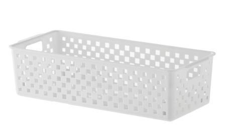 Cesto Organizador Quadratta 34X15X9cm
