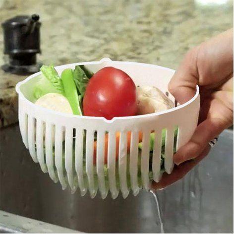 Cortador de Saladas - Salad Cutter Bowl